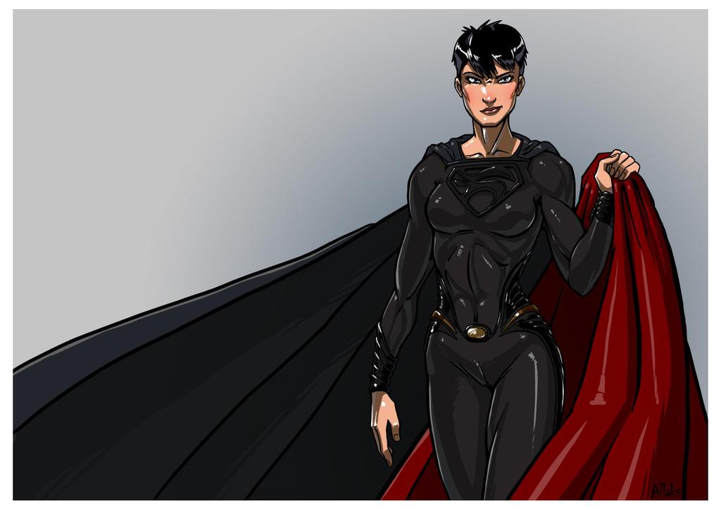 Supergirl by A1eks