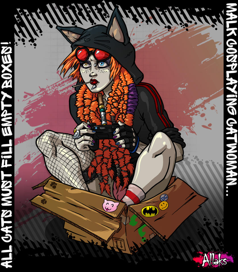 231 CatwomanMalk by A1eks