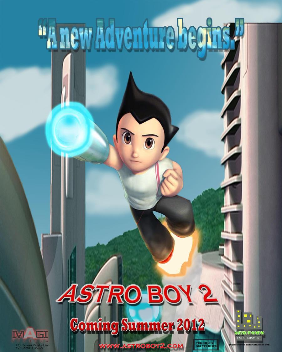 """Astro Boy"" the"