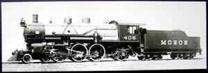 The monon Steam engine 1