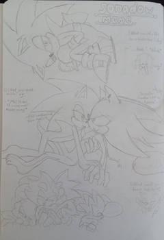Sonic throwback 14_Sonadow part 1