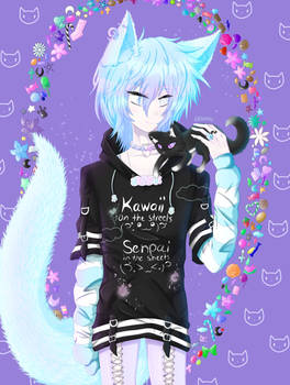 Cats for life  =^ ^=