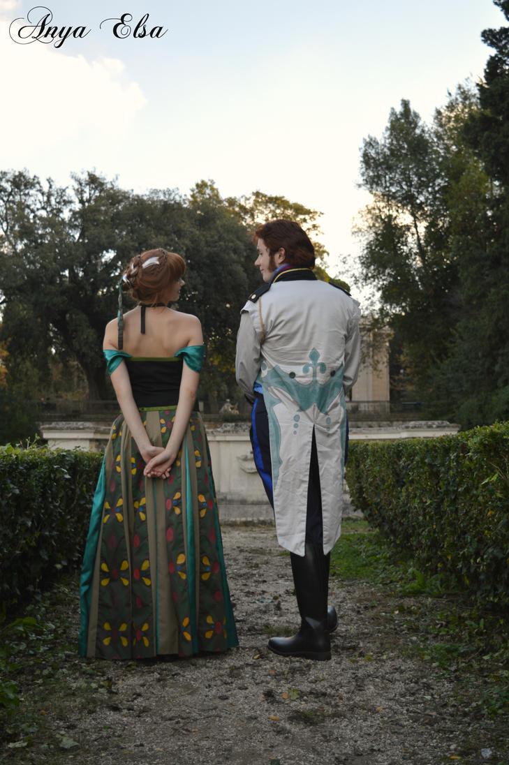 Anna e Hans by ElsaRoby