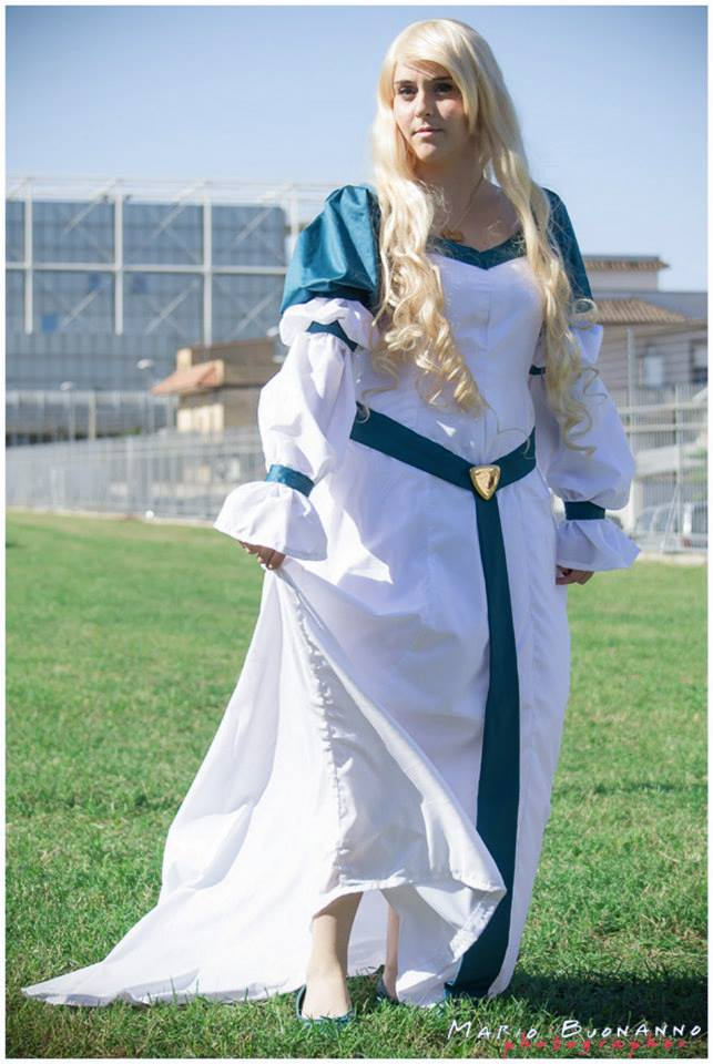 Odette Swan Princess by ElsaRoby