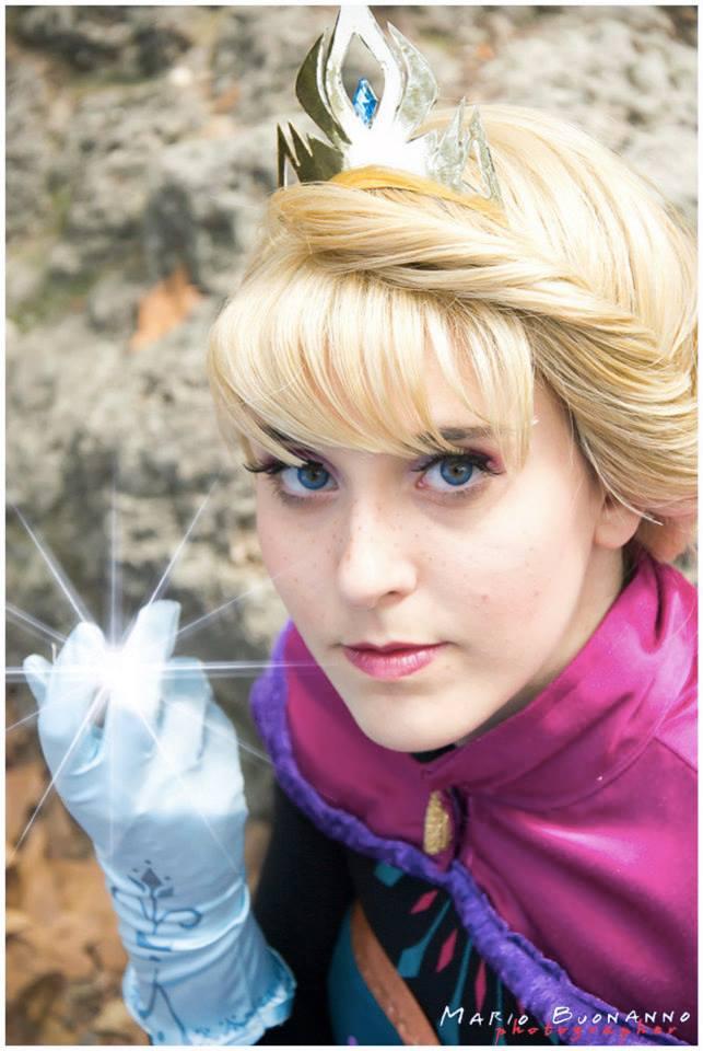 Elsa, Queen of Arendelle by ElsaRoby