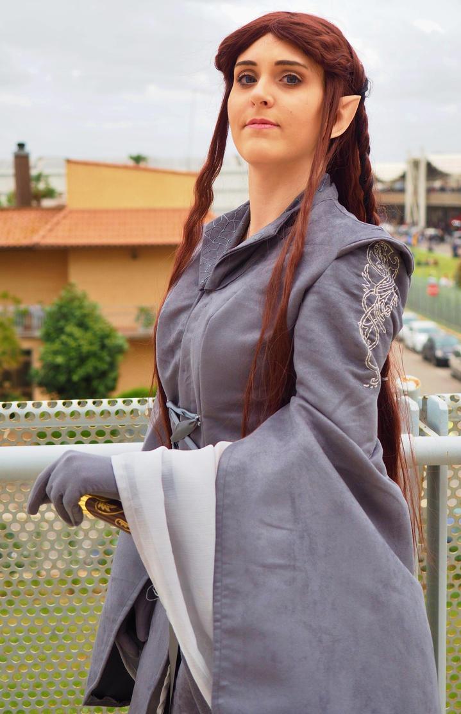 Arwen Undomiel by ElsaRoby