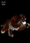 Tiger2 by Elkebru