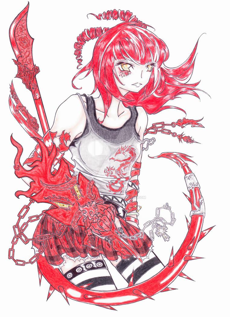 ++Scarlet Grace++ by Yasuki-Konno
