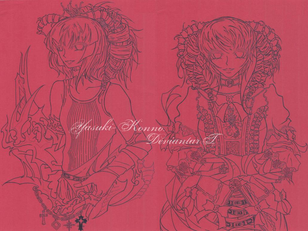 Arise's Duality by Yasuki-Konno