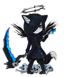 Chibi Grim Reaper