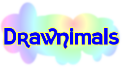 Drawnimals Site Logo by Rolyataylor2