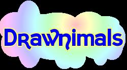 Drawnimals Site Logo by Rolyataylor2