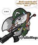 ITS WAR...........