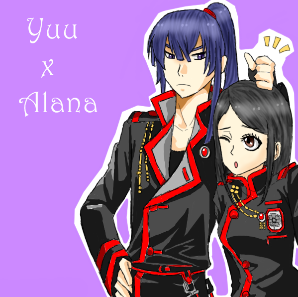 Yuu X Alana by TrainerHarmony