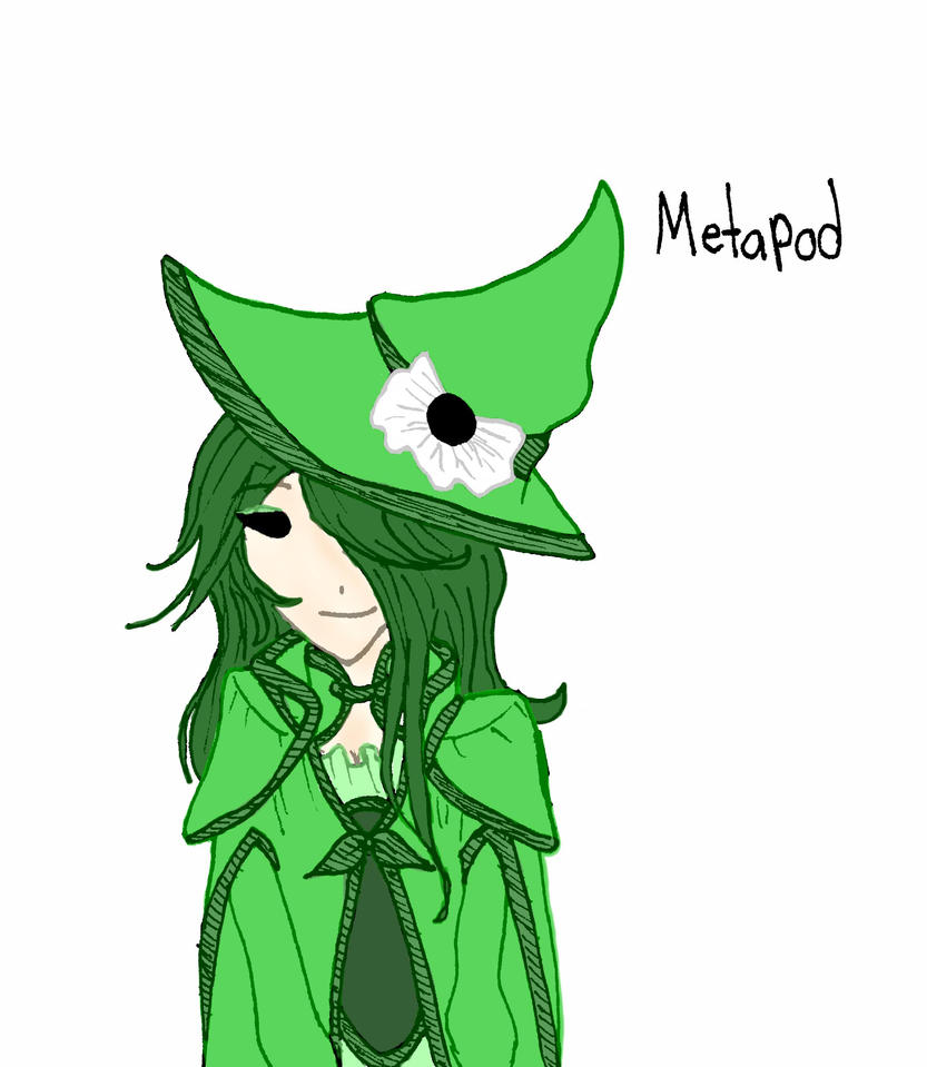 Pokemon: Metapod (Cowslip) by TrainerHarmony on DeviantArt