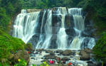 Indonesian's Niagara waterfalls by ojanh