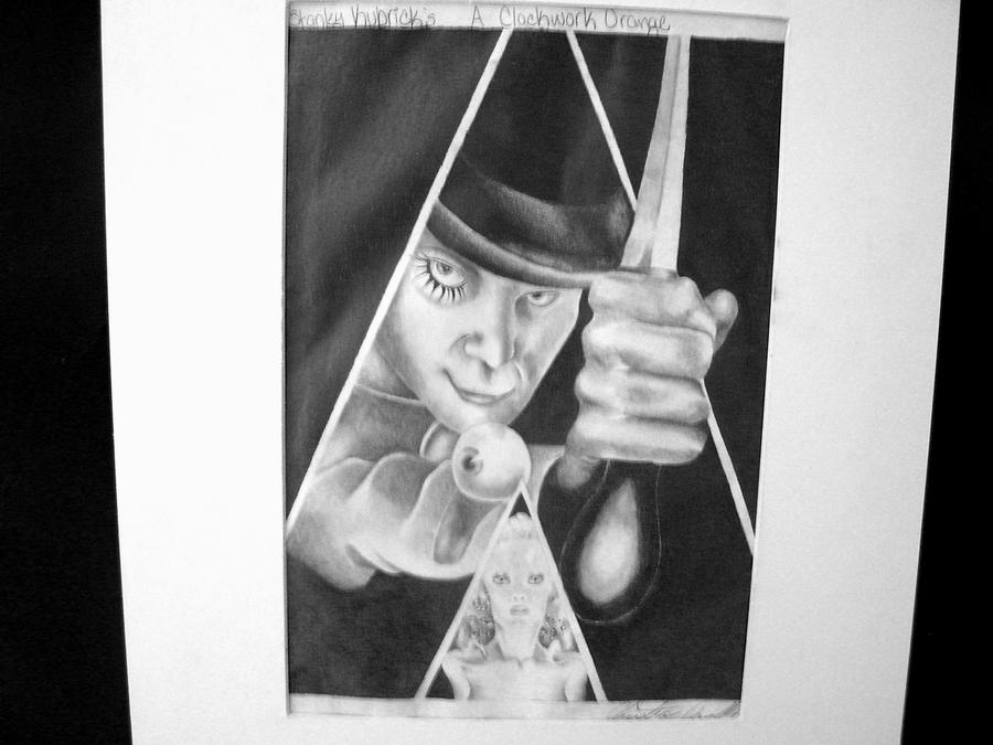 A Clockwork Orange by Feelxlikexmore