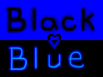 Blue And Black 13