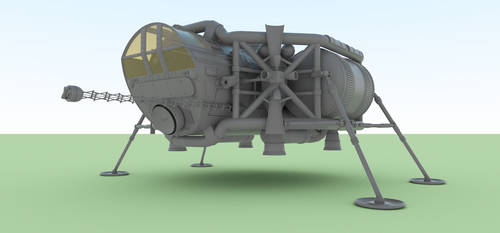 asteroid prospector WIP2