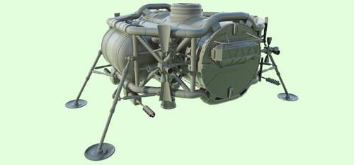 asteroid prospector WIP4