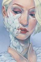 Human skin by Rose333