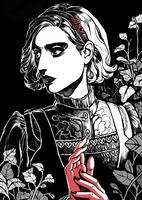 Murderer by Rose333