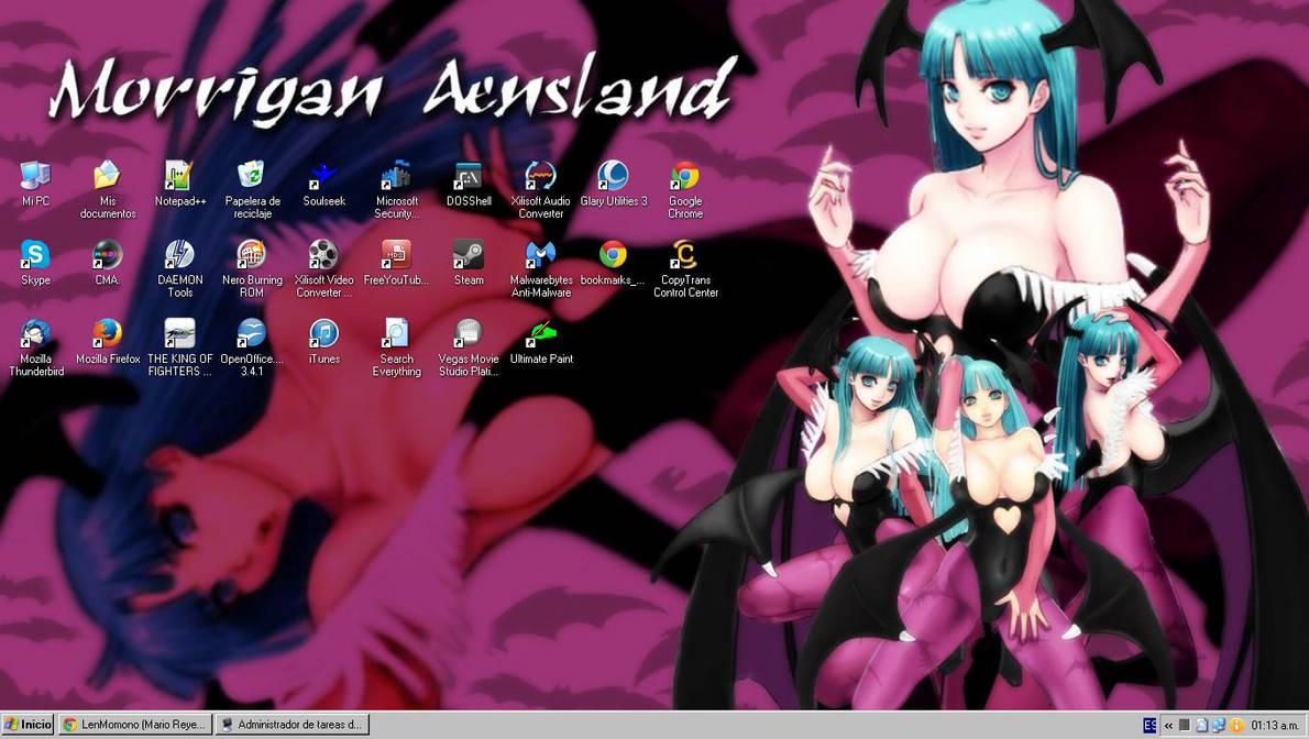 Morrigan Desktop 2013