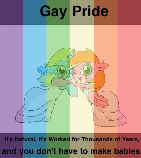 Gay Pride by Biosonic100