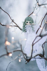 light snow fall