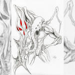 SwordArm Abomination by neometalero