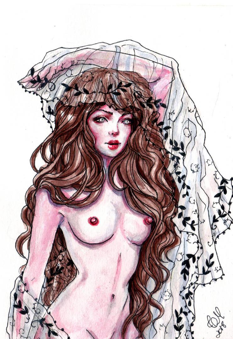 The Veil by CellyMonteiro
