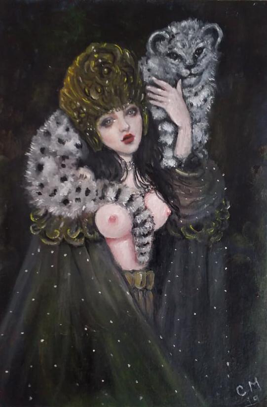 Empress by CellyMonteiro