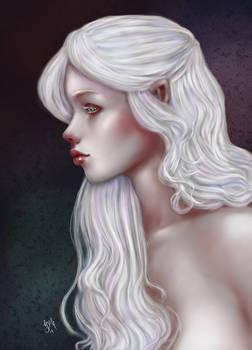 Yvine - The Albino Fairy