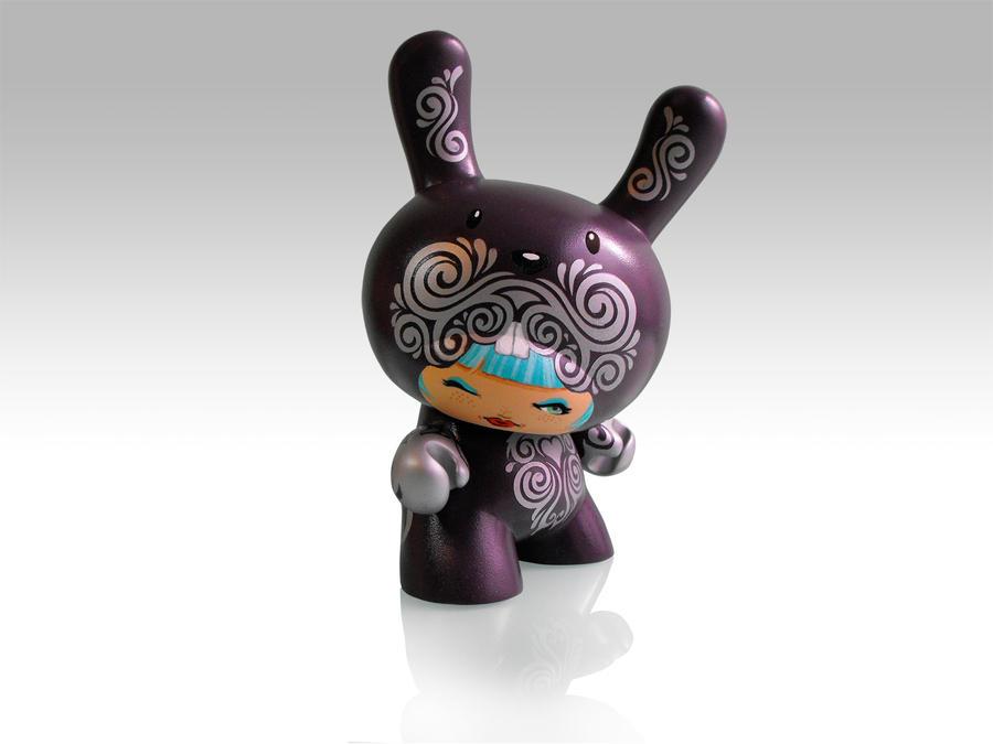 Cutie Bunny Dunny 001 by Turuel