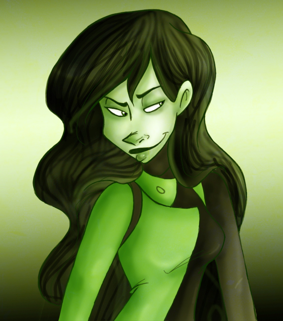 Shego by sunni-sideup