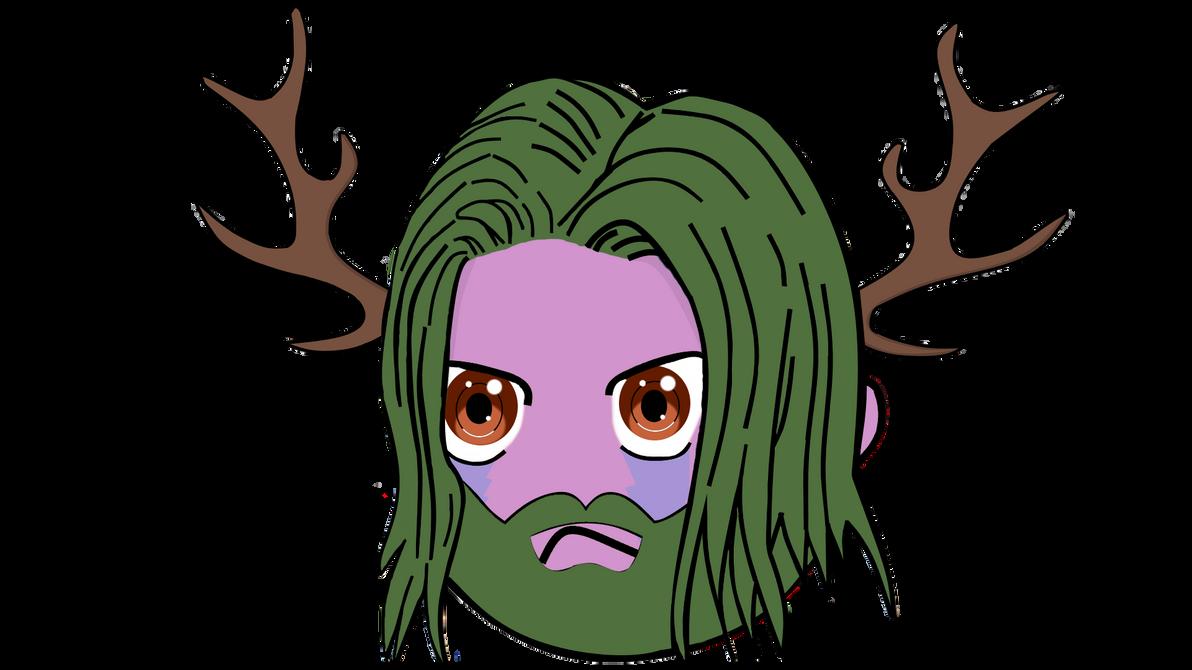 Head Froste Malfurion by manfroste