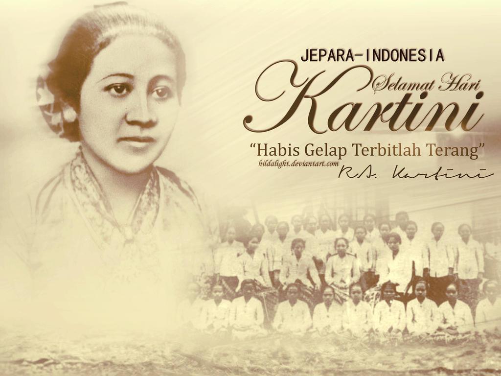 Happy Kartini Day's by HildaLight on DeviantArt