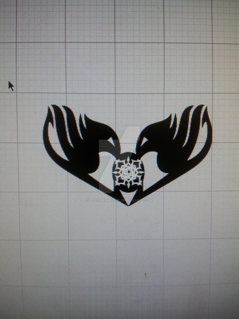fairy tail tattoo design by deathangel10e on deviantart. Black Bedroom Furniture Sets. Home Design Ideas