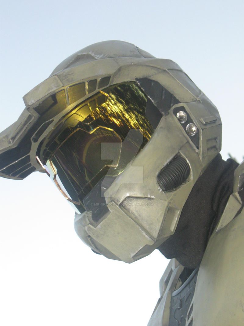 Halo Cosplay 3 - Master Chief by the-pooper