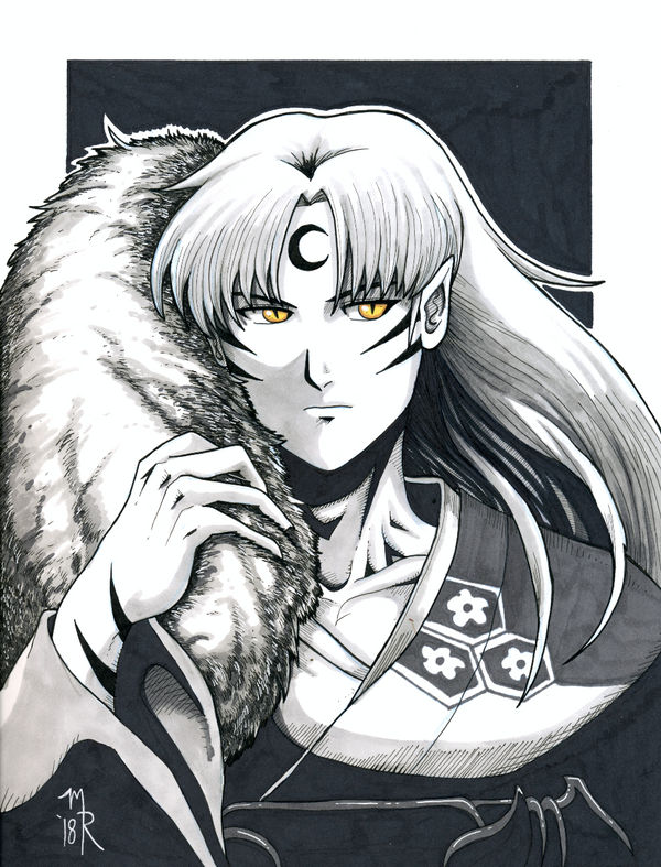 Sesshomaru WEB by the-pooper