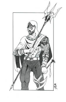 Dungeons and Dragons Character commission
