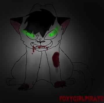 My Creation by foxygirlpirate