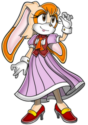 Vanilla the Rabbit - 2013 by Dody-Inferno