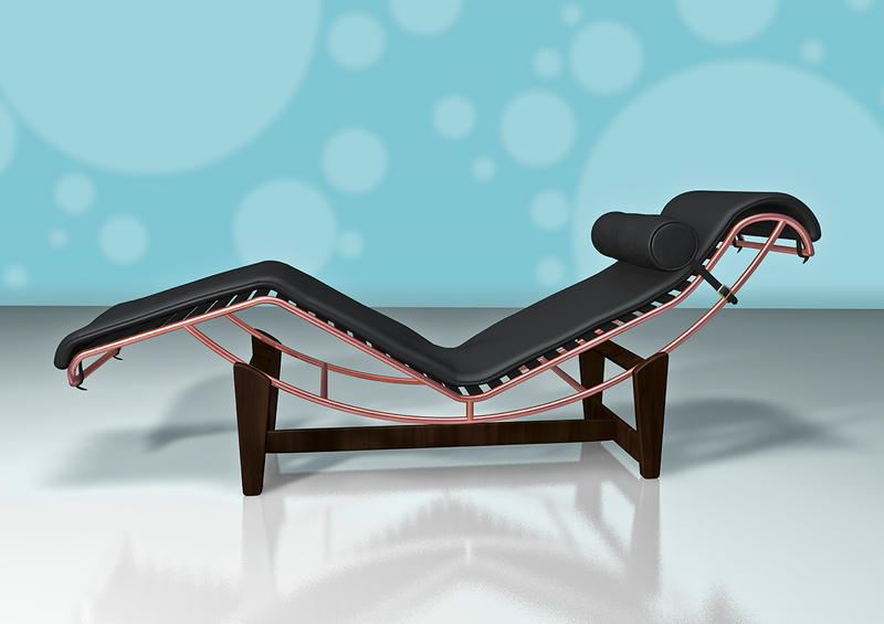 le corbusier chaise longue lc4 by gusti boucher on deviantart. Black Bedroom Furniture Sets. Home Design Ideas