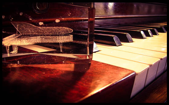 Piano on a Piano