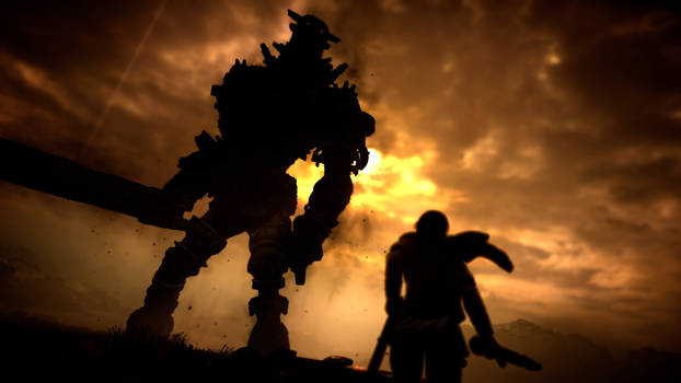 Shadow of the Colossus - Nightmare