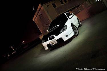 Subaru WRX by rooteanu