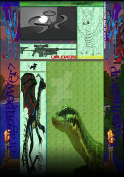 DragonPower7 youtube BG by me