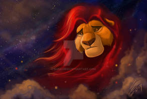 Dad, I miss you - The Lion King