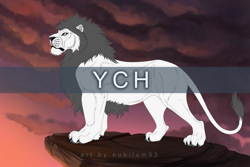 Lion - YCH (Unlimited slots)